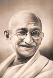 Махатма Ганди – автор книги «Мудрость Ганди»