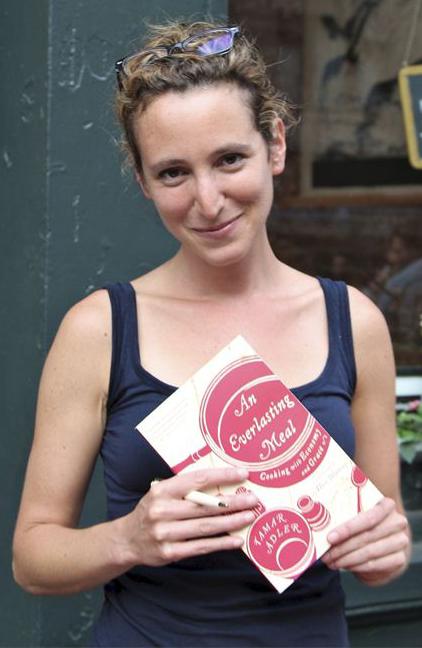 Тамар Адлер – автор книги «Еда без правил»