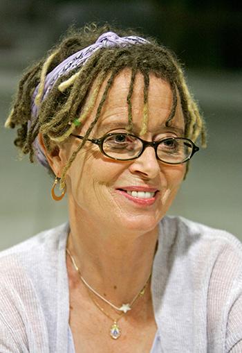 Энн Ламотт – автор книги «Птица за птицей»