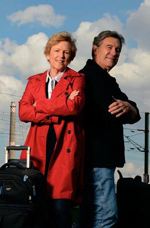 Линн Мартин – автор книги «Везде как дома»