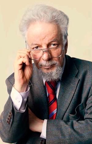 Владимир Шахиджанян – автор книги «Гимнастика души»