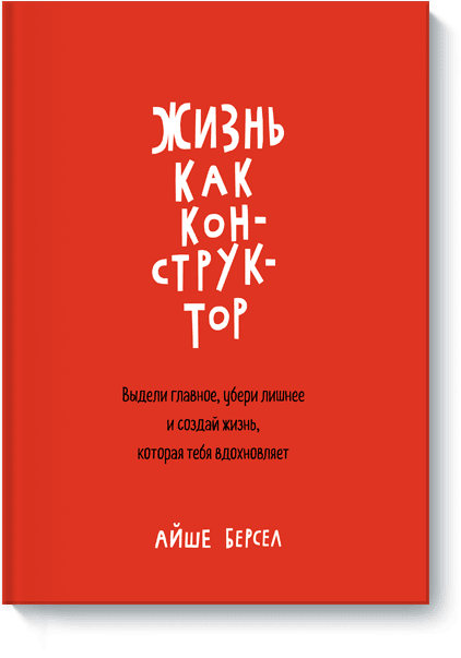 Рецензия на книгу «Жизнь как конструктор»