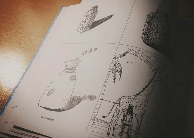 Что нарисовать в тетради по английскому
