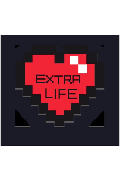 Купить Значок Extra life, МИФ, 2019